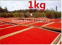 Atacado 2015NEWEST hot sale top grade 1000g1kg dried Goji Berries Goji berry Wolfberry medlar Tea