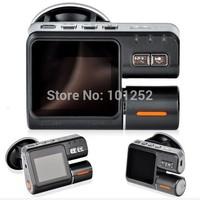 New 720P Dash DVR Car Styling Video Vehicle Camera Recorder Crash Camcorder G-sensor i1000, Free Shipping