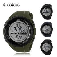 Digital Watch Men Sport watch Outdoor LED Electronic Clock Dress relojes Swim Army Military relogio masculino Brand Wristwatches