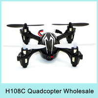 X3 RC Quadcopter 2.4G 6Axis 4CH H108C with Camera Cam + Light Camera Adjustable Gyro Sensitivity Top Selling X6 Wholesale 2015