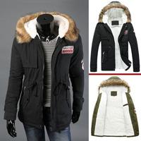 2014 Winter Jacket Men Warm 90% Down Jacket Men coats and jackets fashion thick Cottonwool mens long winter parkas hooded jacket