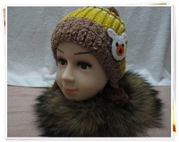 Children Hat Soft And Great Quality Lovely Bright Colors For Baby Free Shipping