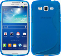 S Line TPU GEL Case Cover  for Samsung GALAXY GRAND 2 G7105