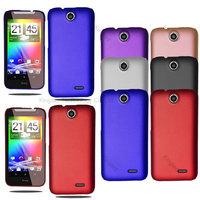 Hybrid Hard Back Case Cover For HTC Desire 310