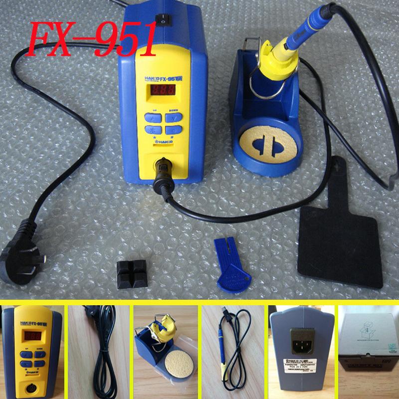Электрический паяльник HAKKO fx/951 fx/951 fm/2028 110 /220 FX-951 dangdangdh 951