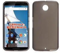 For Google Nexus 6 Cases,New Matte Pudding Soft TPU Gel Skin Cover Case For Motorola Moto Nexus 6