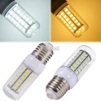 6Pcs/lot Lowest Price E27 SMD 5730 220V-240V Led lights 48LEDs Max 9W Corn Bulbs lamps Energy Efficient Lighting SV18 SV010560
