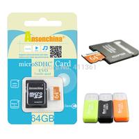 New Micro SDHC 8GB 16GB 32GB 64GB EVO Memory Card Class 10 TF Crad for Samsung Memory Card Galaxy s5 s4 Note2 Note3 Micro Sd