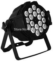 192 channels DMX controller + 6pcs/lot flightcase pack 18*15W LED Par Light,RGBWA 5in1 Color PAR Can LED Dj Wash Light,dj,party