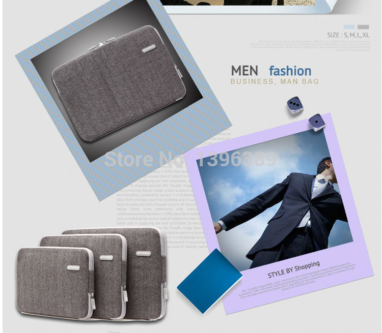 For Macbook Air Case Apple Computer Bag 14 Laptop Bags MacBook Pro Air 11 13 15 +Free Keyboard Cover Laptop Protective Sleeve(China (Mainland))