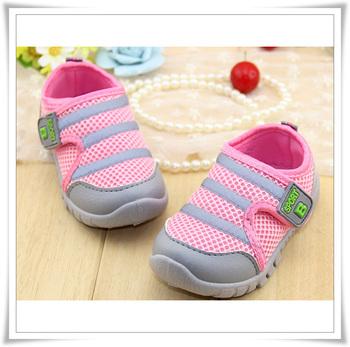 2015 новая коллекция весна пинг бренды тапки 13 - 15.5 см детская обувь первый шаг мальчик / девушка обувь для новорожденных / детские новорожденный обувь противоскользящие обувь S17