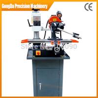 Gun drill grinding tool machine