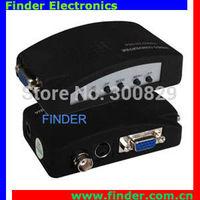 BNC & S-Video to VGA converter, BNC-VGA Adaptor