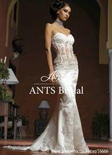 wholesale lace bridal gown