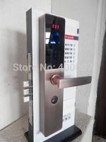 hot! Magic!fingerprint lock,use the telephone to open home door lock,Remote Lock,