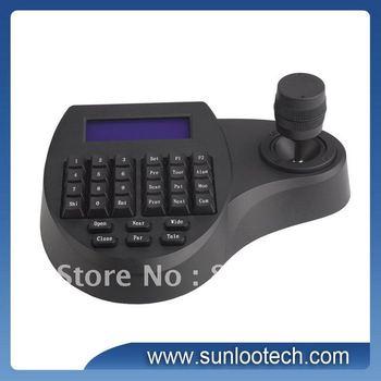 3D PTZ keyboard controller/Joystick