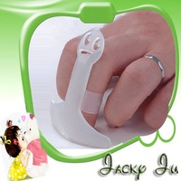 Free Shipping New Finger Guard Protector For Kitchen Knife Chop Helper