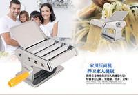 4pcs/lot Pasta Maker Roller Machine  Dough Making Fresh Noodle Maker Stainless Steel 3 Knife Make 3 Kinds Noodle  Free Shipping