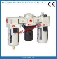 AC4000-03 pneumatic air filter regulator unit  3/8'' China factory