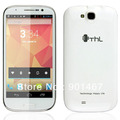 "Original THL W8 Black/White MTK6589 Quad Core Phone 5"" IPS 1GB RAM 4/8/16GB ROM 1.2GHz Android 4.1 Phones HK Free Shipping"