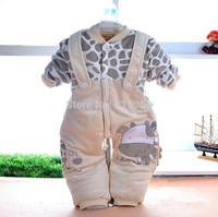 Children's clothing autumn and winter baby jumpsuit romper bodysuit infant 0 - 12 0 - 18 jumpsuit