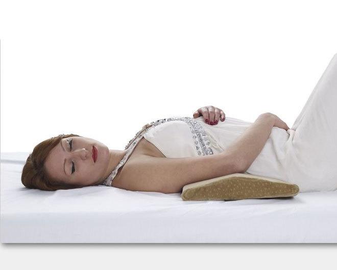 Leg Support Pillow And Lumbar Support Pillow