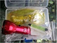 Car or   household air conditioning neon Large flashlight leak detector tools refrigerant lamp  arduino starter kit