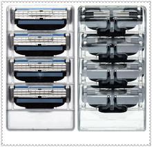 Бесплатная доставка! супер человек руководство бритвы диски общего острым лезвием бритвы 8 ( три слоя )(China (Mainland))