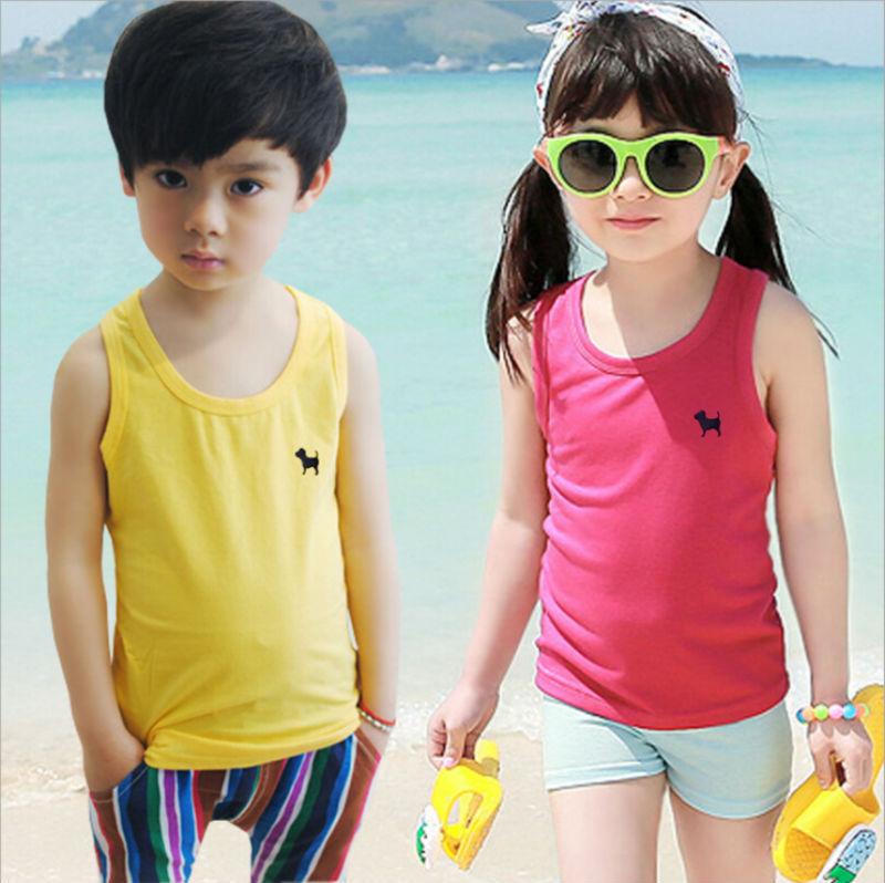 2015 Summer Hot sale Children t shirts Cartoon Kids sl