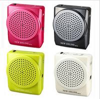 Mini Portable Microphone Voice Loud Booster Amplifier Teaching Speaker Waistband