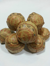 2002 Yunnan Phoenix puer tea (BOWL TYPE 100g x5 pcs/ set)