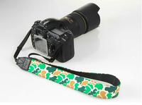 new LZ Series GOTO LZ-010 camouflage neck strap wristband strap camera strap