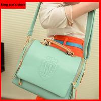 Hot Sale Women's handbag vintage bag shoulder bags messenger bag female  free shipping