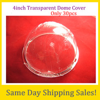 In stock!!! 4 inch Clear Transparent Speed Dome Cameras Housing Explosion-proof Promotion