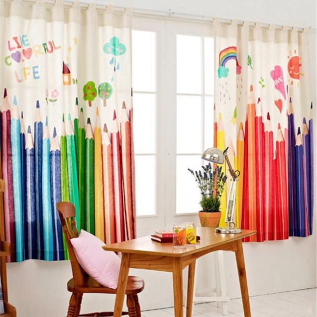 Acquista all 39 ingrosso online tende della finestra per la - Tende per camera ragazzo ...