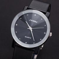 Japanese Movement Quartz Watches Fashion Classic Women Dress Watch With Genuine Leather Strap watches men luxury brand reloj
