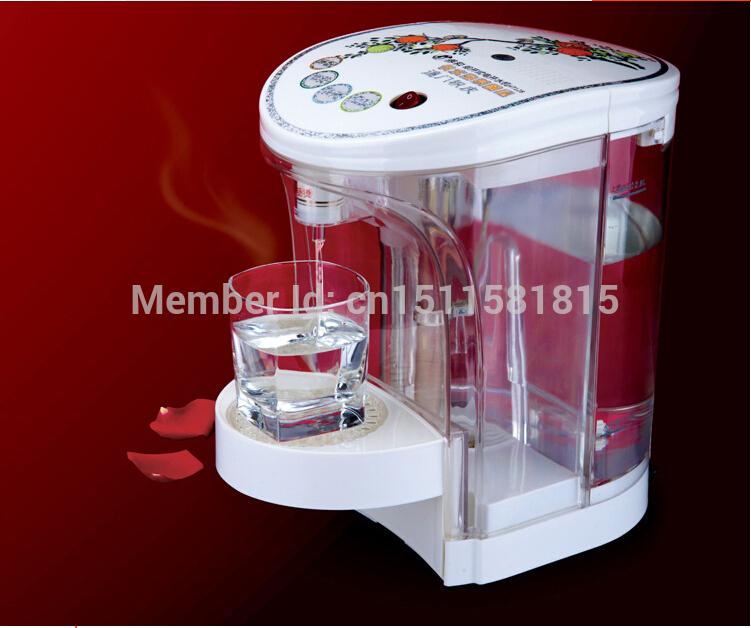 chaleira elétrica rápida, um segundo água fervente saúde, economia de energia, cristal tubo aquecimento, ferver chá, café, leite em pó(China (Mainland))