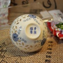 New Arrivals Exquisite Tea Service Ceramic Tea Sets Handpainted Kitchen Dining Bar TeaCup ChineseTravel Tea Set
