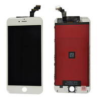 For iPhone 6 Plus White 5.5 LCD Touch Screen Display Digitizer Replacement for iPhone 6 Plus