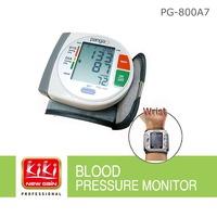 health monitors.Pangao Automatic Digital Wrist Blood Pressure and Pulse Monitor Sphygmomanometer Portable Blood Pressure Monitor