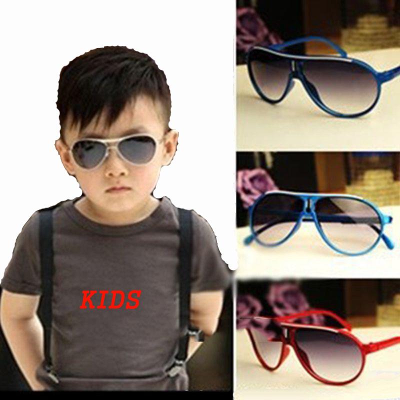 kids sunglasses,Child Cool Children Boys Girls Kids Plastic Frame Aviator Sunglasses Goggles HS Z*MPJ041#C4(China (Mainland))