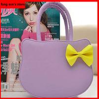 2014 Hot New Fashion women Handbag brand bag bow Shoulder Bag Women Messenger Bags