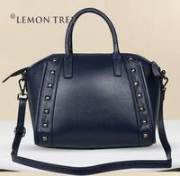 New 2014 women messenger bag women handbag genuine leather bags leather handbags shoulder bags fashion bolsas femininas desigual