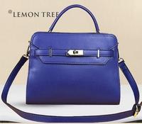 New 2014 women handbag genuine leather bags women leather handbags shoulder bags messenger bag fashion bolsas femininas lady