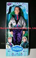 Frozen doll In Stock,2014 New Frozen Doll 11 Inch Frozen Toys Prince Hans Frozen Frozen Good Boy Gifts Boy free shipping