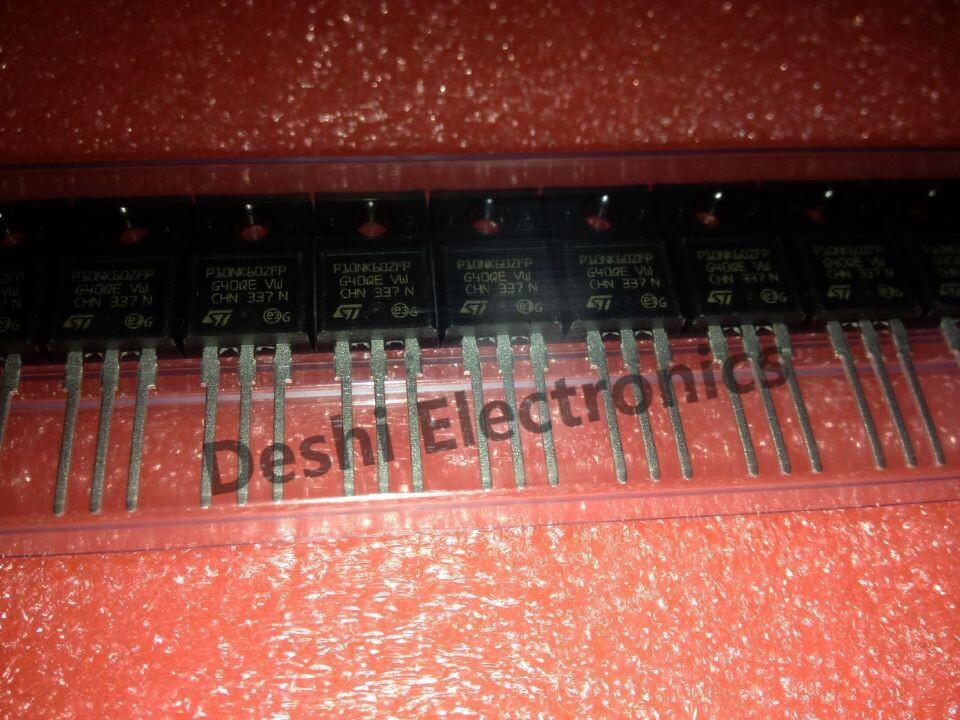 Интегральная микросхема STP10NK60ZFP 20 : ST TO220F MOSFET ic садовая пила 150 мм truper stp 6x 18174