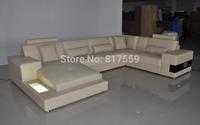 2014 new design fashion beautiful sofa furniture with genuine leather