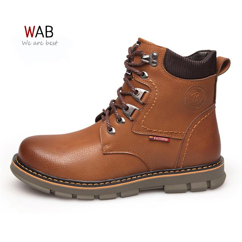 Warmest Winter Boots For Men | Santa Barbara Institute for ...