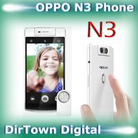 China New Year Sale Original Cellphone OPPO N3 Mobile Phone LTE DUAL SIM e-Rotating Camera 16mp Press FI 5.5 inch FHD