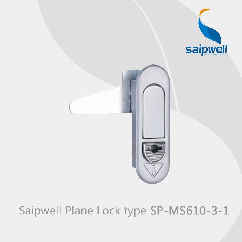 Saipwell cabinets locks for panel lock series SPMS610-3-1 in 2-PCS-PACK(China (Mainland))